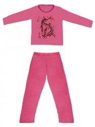Imagem - Pijama Plus Size Calça Lisa cód:  36218008