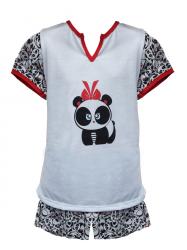 Imagem - Short Doll Juvenil - Estampado em Algodão cód: 40029001