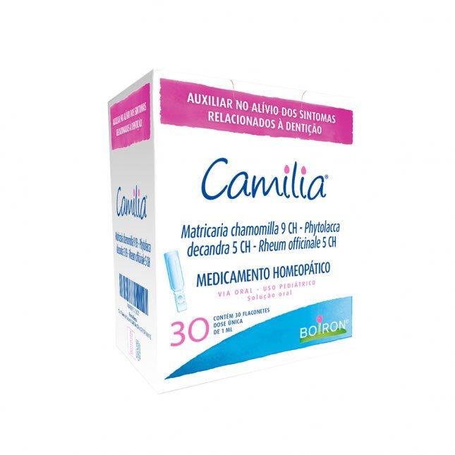 Camilia BOIRON 30 flaconetes