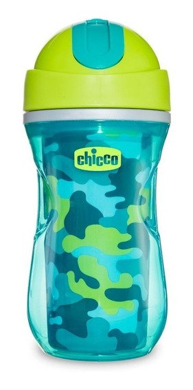 Copo sport cup 14+ meses CHICCO 266ml Neutro