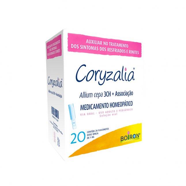 Coryzalia BOIRON 20 flaconetes