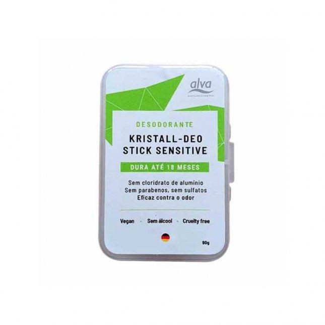 Desodorante kristall deo stick ALVA 90g