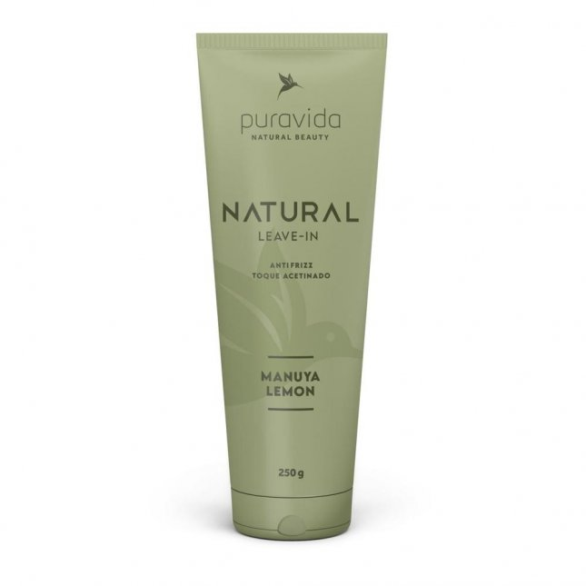 Leave-in natural manuya lemon PURA VIDA 250g