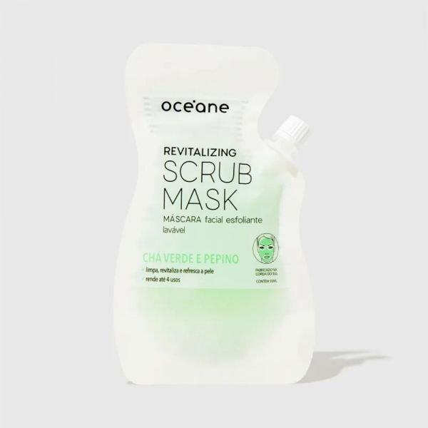 Máscara facial esfoliante revitalizing OCEANE 35ml