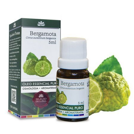 Óleo essencial bergamota WNF 5ml