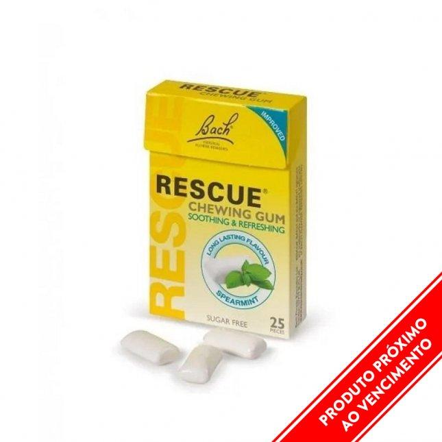 Rescue chewing gum BACH 25 pastilhas