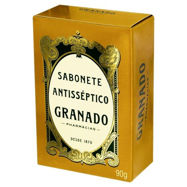 Sabonete antisséptico GRANADO 90g