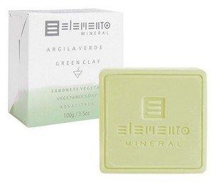 Sabonete argila verde ELEMENTO 100g
