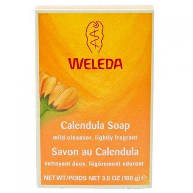 Sabonete de calêndula WELEDA 100g