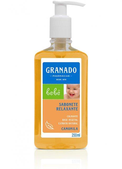 Sabonete líquido bebê GRANADO 250ml