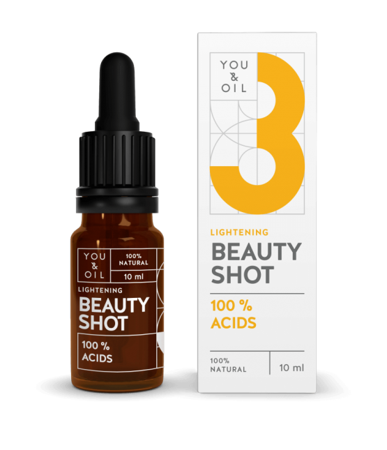 Serum beauty shot 100% acids YOU & OIL 10ml
