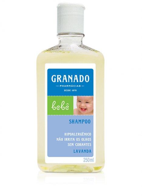 Shampoo bebê GRANADO 250ml