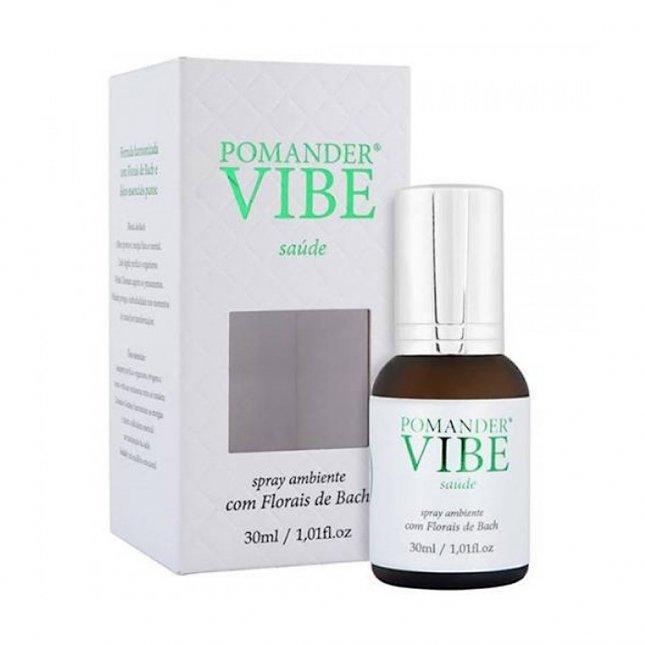 Spray ambiente pomander vibe BACH saúde 30ml