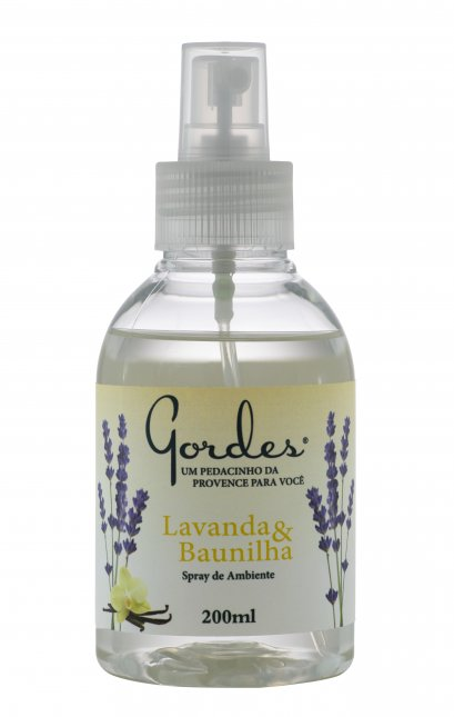 Spray de ambiente gordes BACH 200ml