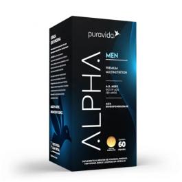 Imagem - Alpha men premium PURA VIDA 60 cápsulas
