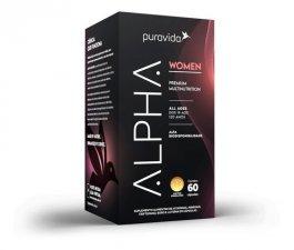 Imagem - Alpha women premium PURA VIDA 60 cápsulas