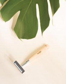 Imagem - Aparelho de barbear em bambu alter INSIGHT