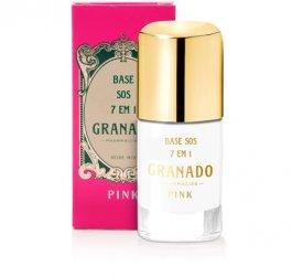 Imagem - Base sos 7 em 1 pink GRANADO 10ml