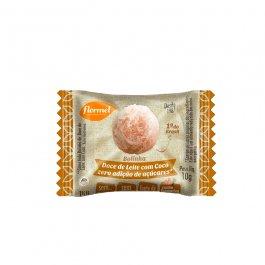 Imagem - Bolinha doce de leite com coco FLORMEL 10g - 11-69