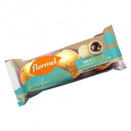 Imagem - Bombom recheado branco e chocolate cremoso FLORMEL 37,5g