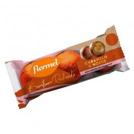 Imagem - Bombom recheado caramelo e nozes FLORMEL 37,5g