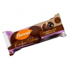 Imagem - Bombom recheado chocolate cremoso FLORMEL 37,5g
