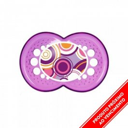 Imagem - Chupeta circles MAM 6 mais meses girls