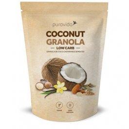 Imagem - Coconut granola low carb PURAVIDA 250g