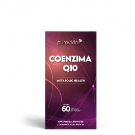 Imagem - Coenzima Q10 PURAVIDA 60 cápsulas