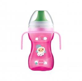 Imagem - Copo de transição fun to drink cup MAM 8 mais meses 270ml girls