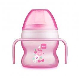 Imagem - Copo de transição starter cup MAM 4 mais meses 150ml girls