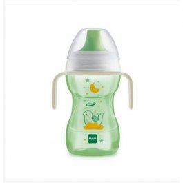 Imagem - Copo fun to drink night MAM 8+ meses 270ml neutra