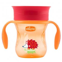 Imagem - Copo perfect cup 12+ meses CHICCO 200ml neutro