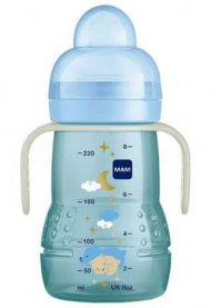 Imagem - Copo trainer night MAM 4+ meses 220ml boy