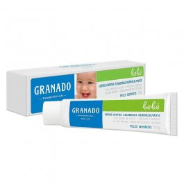 Imagem - Creme contra assadura dermocalmante GRANADO 50g bebê