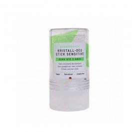 Imagem - Desodorante cristal sensitiv ALVA 120g