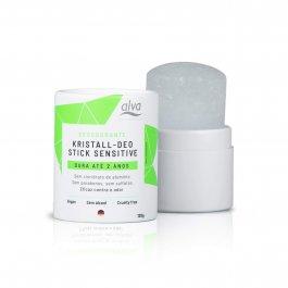 Imagem - Desodorante Kristall Sensitive ALVA 120g biodegradável