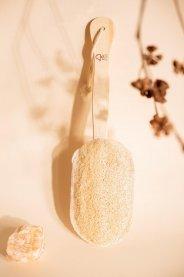 Imagem - Escova de banho com bucha vegetal INSIGHT