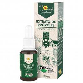 Imagem - Extrato de própolis verde orgânico APIS FLORA 30ml