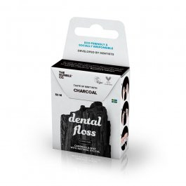 Imagem - Fio dental orgânico THE HUMBLE 50m CHARCOAL