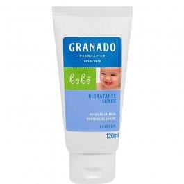 Imagem - Hidratante suave bebê GRANADO 120ml