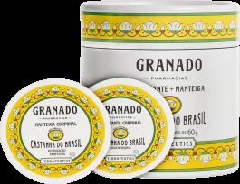 Imagem - Kit esfoliante + manteiga terrapeutics GRANADO 12