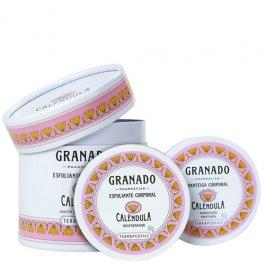 Imagem - Kit esfoliante + manteiga terrapeutics GRANADO 120g