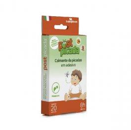 Imagem - Kit mosquito - 1 sai mosquito + 1 picada BABYDEAS