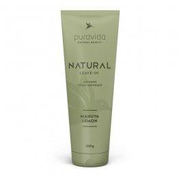Imagem - Leave-in natural manuya lemon PURA VIDA 250g