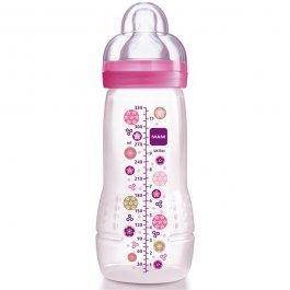 Imagem - Mamadeira easy active fashion bottle MAM 4 mais meses 330ml girls