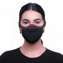 Imagem - Máscara de proteção FIBER - 27-17