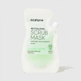 Imagem - Máscara facial esfoliante revitalizing OCEANE 35ml - 10-462