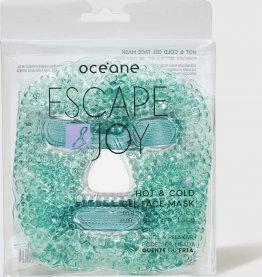 Imagem - Máscara térmica em gel para face escape joy OCEANE
