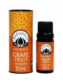 Imagem - Óleo essencial de grapefruit BIOESSÊNCIA 10ml